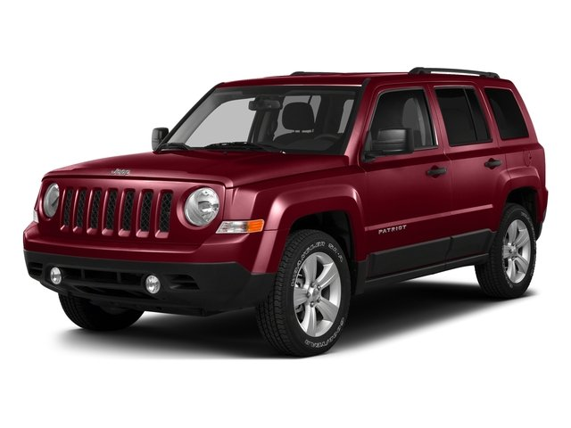 2016 Jeep Patriot Sport FWD 4dr Sport Regular Unleaded I-4 2.4 L/144 [0]