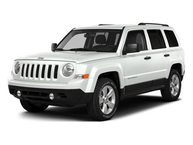 2016 Jeep Patriot Sport FWD 4dr Sport Regular Unleaded I-4 2.0 L/122 [3]
