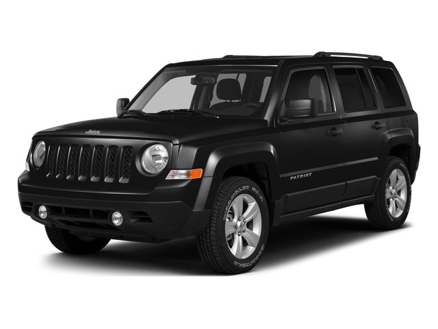 2016 Jeep Patriot Latitude FWD 4dr Latitude Regular Unleaded I-4 2.0 L/122 [6]