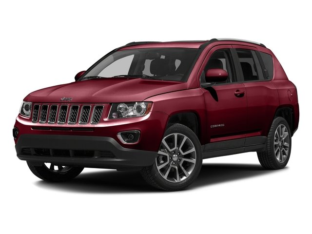 2016 Jeep Compass Latitude 4WD 4dr Latitude Regular Unleaded I-4 2.4 L/144 [12]