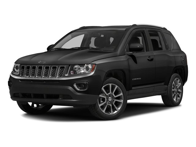 2016 Jeep Compass Latitude FWD 4dr Latitude Regular Unleaded I-4 2.0 L/122 [1]