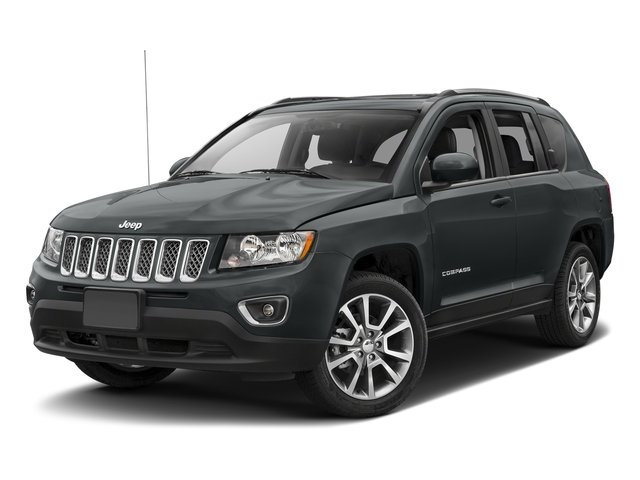 2016 Jeep Compass High Altitude Edition 4WD 4dr High Altitude Edition Regular Unleaded I-4 2.4 L/144 [14]