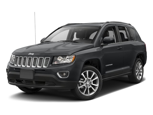 2016 Jeep Compass High Altitude Edition FWD 4dr High Altitude Edition Regular Unleaded I-4 2.0 L/122 [0]