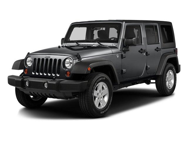 2016 Jeep Wrangler Unlimited Sport 4WD 4dr Sport Regular Unleaded V-6 3.6 L/220 [4]