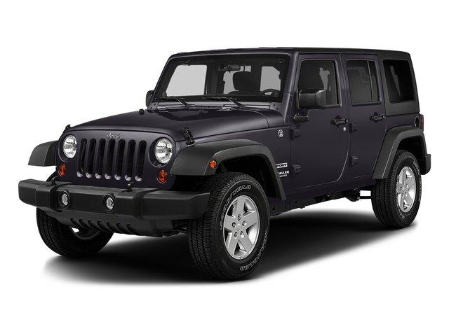 2016 Jeep Wrangler Unlimited Willys Wheeler 4WD 4dr Willys Wheeler Regular Unleaded V-6 3.6 L/220 [0]