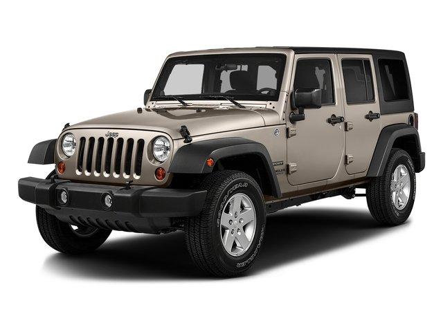 2016 Jeep Wrangler Unlimited Sport 4WD 4dr Sport Regular Unleaded V-6 3.6 L/220 [1]