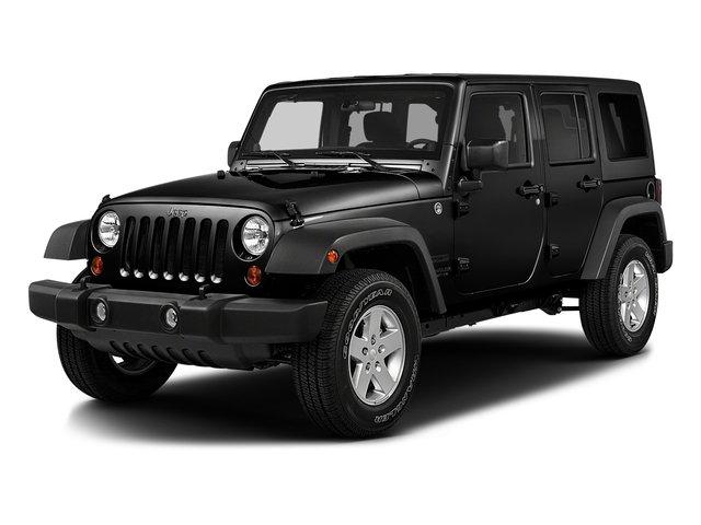 2016 Jeep Wrangler Unlimited Black Bear 4WD 4dr Black Bear *Ltd Avail* Regular Unleaded V-6 3.6 L/220 [11]