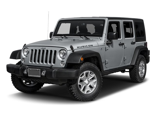 2016 Jeep Wrangler Unlimited Rubicon Hard Rock 4WD 4dr Rubicon Hard Rock Regular Unleaded V-6 3.6 L/220 [8]