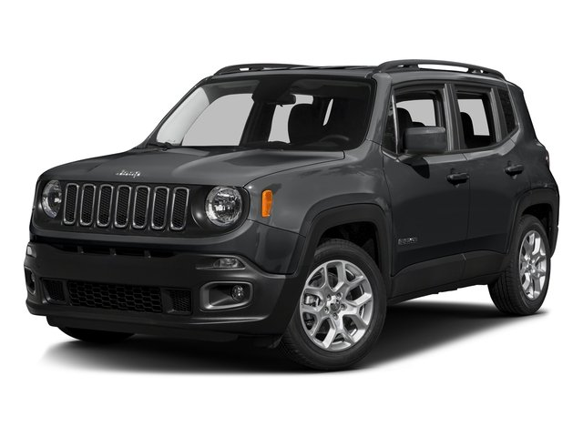 2016 Jeep Renegade Justice 4WD 4dr Justice Regular Unleaded I-4 2.4 L/144 [20]