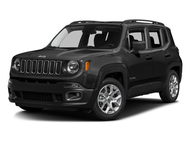 2016 Jeep Renegade Latitude 4WD 4dr Latitude Regular Unleaded I-4 2.4 L/144 [2]