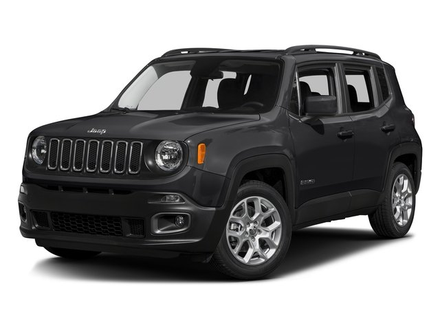 2016 Jeep Renegade Justice 4WD 4dr Justice Regular Unleaded I-4 2.4 L/144 [0]