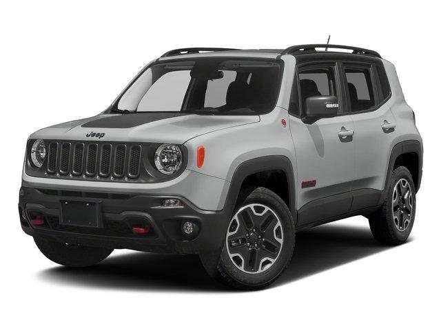 2016 Jeep Renegade Trailhawk 4WD 4dr Trailhawk Regular Unleaded I-4 2.4 L/144 [13]