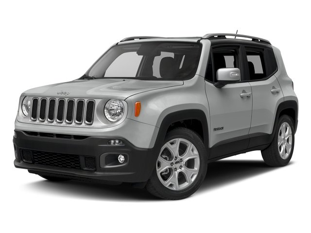 2016 Jeep Renegade Limited FWD 4dr Limited Regular Unleaded I-4 2.4 L/144 [15]