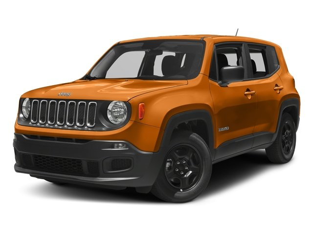 2016 Jeep Renegade Sport 4WD 4dr Sport Regular Unleaded I-4 2.4 L/144 [6]