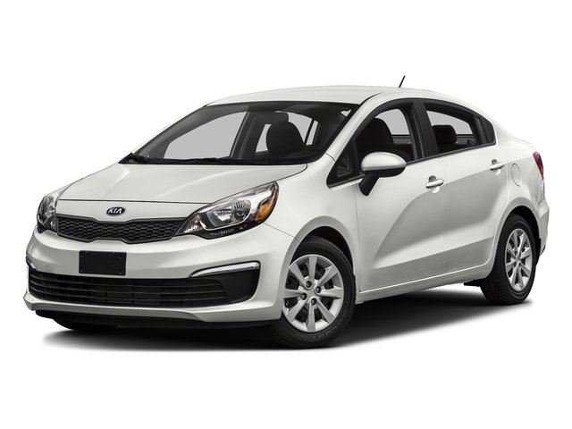 2016 Kia Rio LX 4dr Sdn Auto LX Regular Unleaded I-4 1.6 L/97 [4]
