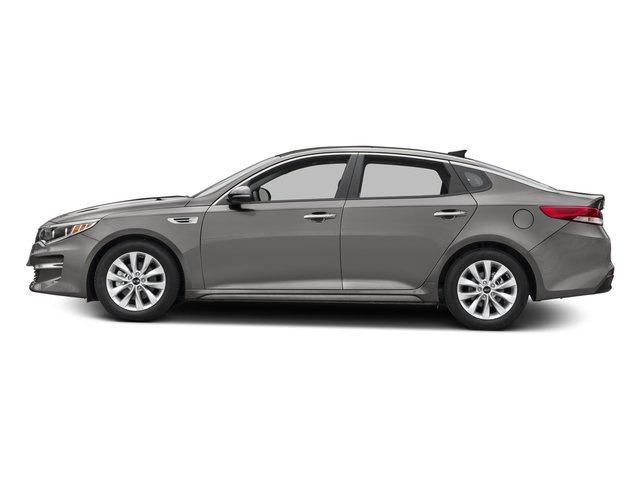 2016 Kia Optima LX Titanium Gray