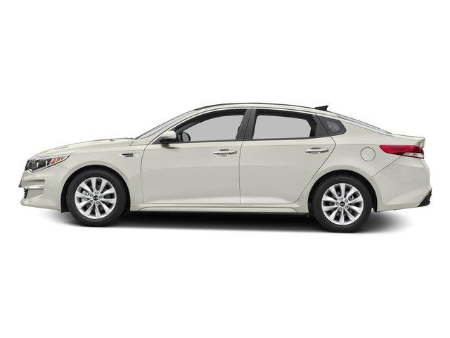 2016 Kia Optima LX Turbo Snow White Pearl