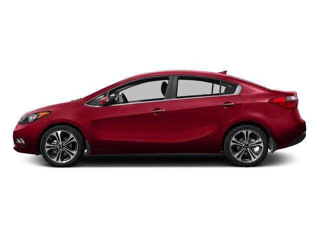 2016 Kia Forte LX Crimson Red Metallic
