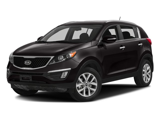 2016 Kia Sportage EX AWD 4dr EX Regular Unleaded I-4 2.4 L/144 [0]