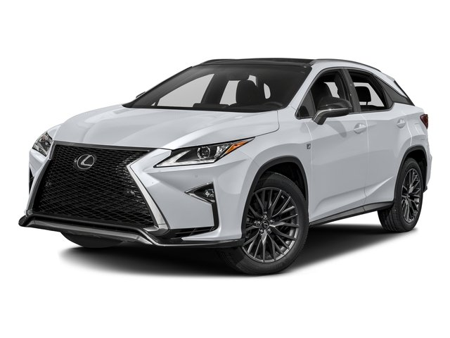 2016 Lexus RX 350 F Sport AWD 4dr F Sport Regular Unleaded V-6 3.5 L/211 [7]