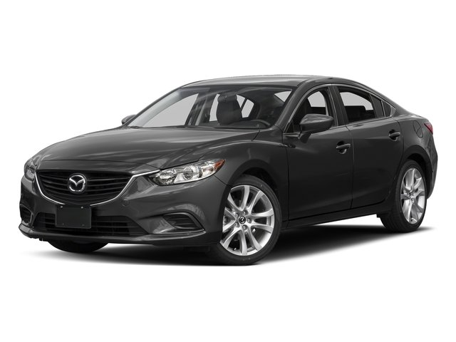 2016 Mazda Mazda6 i Touring 4dr Sdn Auto i Touring Regular Unleaded I-4 2.5 L/152 [14]