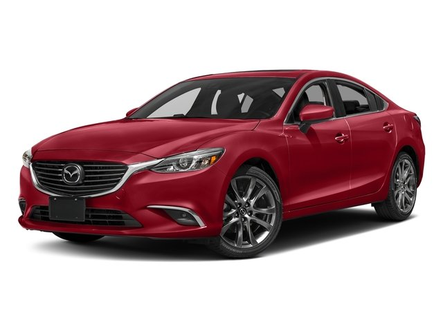 2016 Mazda Mazda6 i Grand Touring 4dr Sdn Auto i Grand Touring Regular Unleaded I-4 2.5 L/152 [17]