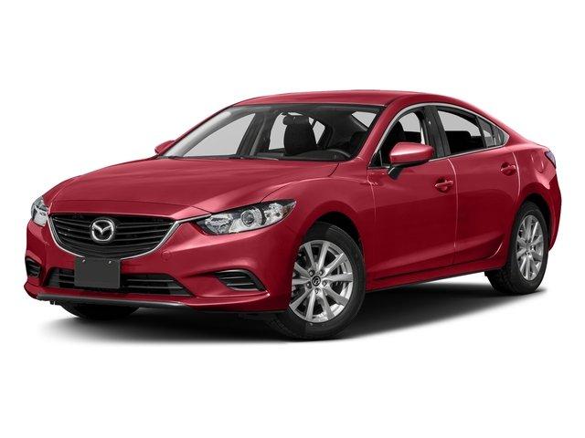 2016 Mazda Mazda6 i Sport 4dr Sdn Auto i Sport Regular Unleaded I-4 2.5 L/152 [4]