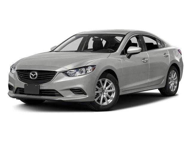 2016 Mazda Mazda6 i Sport 4dr Sdn Auto i Sport Regular Unleaded I-4 2.5 L/152 [2]