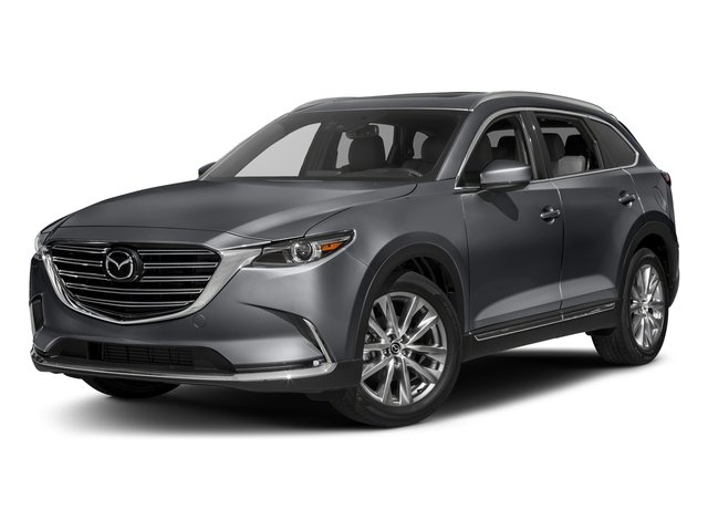 2016 Mazda CX-9 Signature AWD 4dr Signature Intercooled Turbo Regular Unleaded I-4 2.5 L/152 [11]