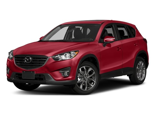 2016 Mazda CX-5 Grand Touring FWD 4dr Auto Grand Touring Regular Unleaded I-4 2.5 L/152 [4]