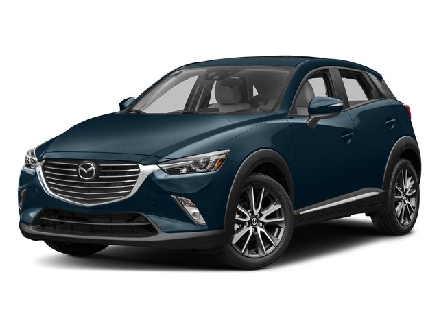 2016 Mazda CX-3 Grand Touring AWD 4dr Grand Touring Regular Unleaded I-4 2.0 L/122 [1]