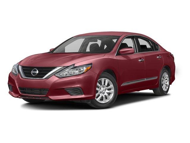 2016 Nissan Altima 2.5 S 4dr Sdn I4 2.5 S Regular Unleaded I-4 2.5 L/152 [9]