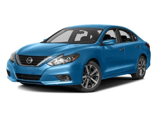 2016 Nissan Altima 2.5 SR 4dr Sdn I4 2.5 SR Regular Unleaded I-4 2.5 L/152 [6]