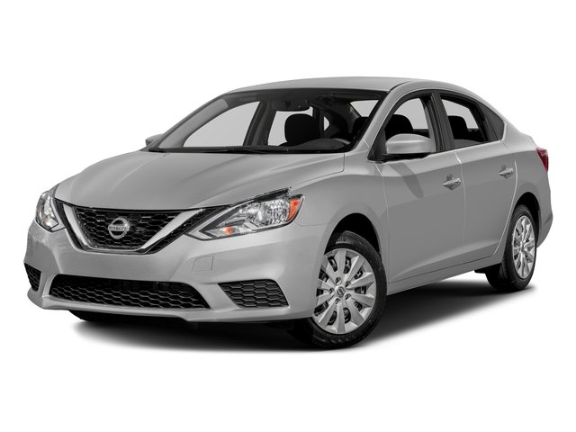 2016 Nissan Sentra SV 4dr Sdn I4 CVT SV Regular Unleaded I-4 1.8 L/110 [4]