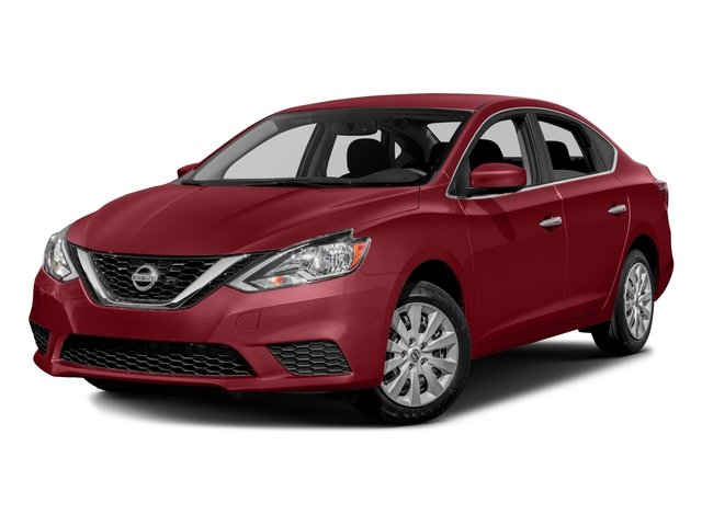 2016 Nissan Sentra SV 4dr Sdn I4 CVT SV Regular Unleaded I-4 1.8 L/110 [2]