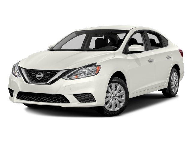 2016 Nissan Sentra SV 4dr Sdn I4 CVT SV Regular Unleaded I-4 1.8 L/110 [0]