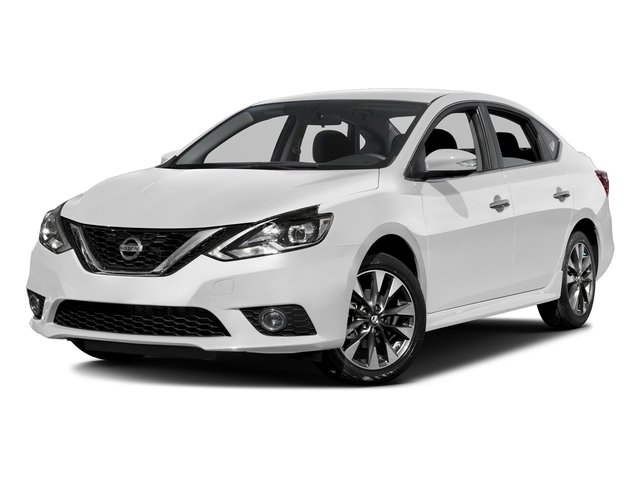 2016 Nissan Sentra SR 4dr Sdn I4 CVT SR Regular Unleaded I-4 1.8 L/110 [1]