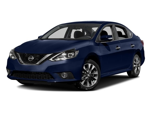 2016 Nissan Sentra SR 4dr Sdn I4 CVT SR Regular Unleaded I-4 1.8 L/110 [3]