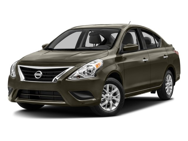 2016 Nissan Versa SV 4dr Sdn CVT 1.6 SV Regular Unleaded I-4 1.6 L/98 [0]