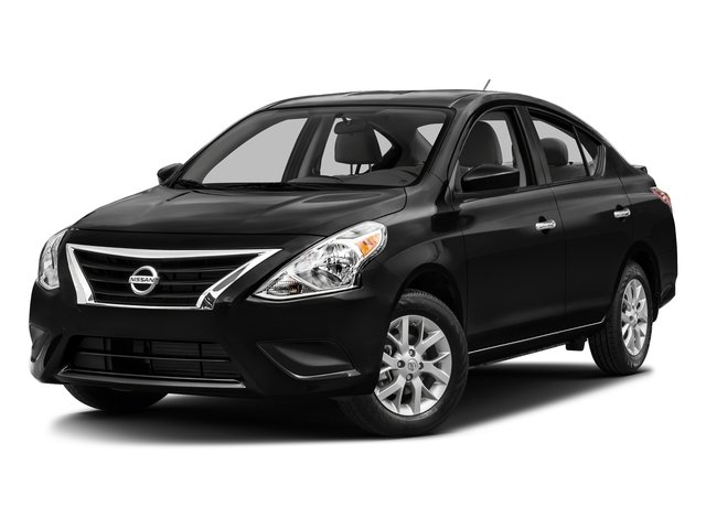 2016 Nissan Versa S 4dr Sdn Manual 1.6 S Regular Unleaded I-4 1.6 L/98 [0]