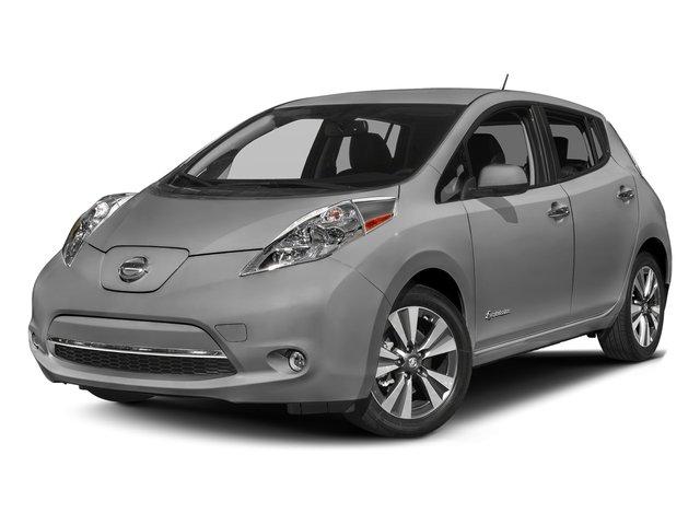 2016 Nissan LEAF SL 4dr HB SL Electric [9]