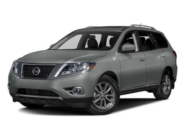 2016 Nissan Pathfinder Platinum 4WD 4dr Platinum Regular Unleaded V-6 3.5 L/213 [1]