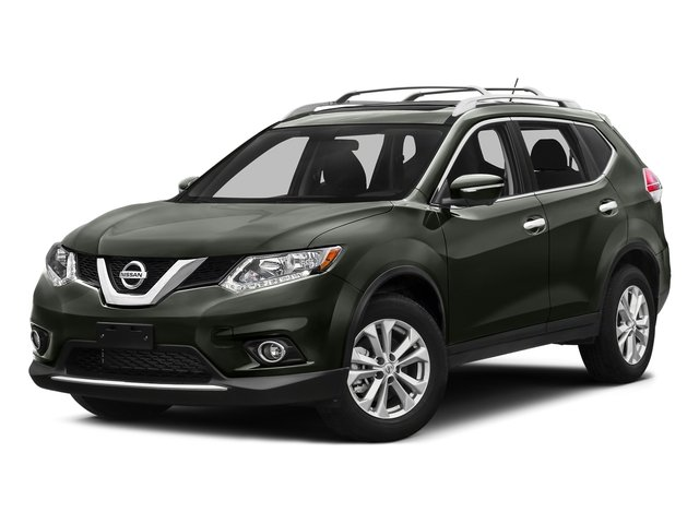 2016 Nissan Rogue SV AWD 4dr SV Regular Unleaded I-4 2.5 L/152 [2]