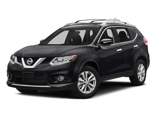 2016 Nissan Rogue S AWD 4dr S Regular Unleaded I-4 2.5 L/152 [8]
