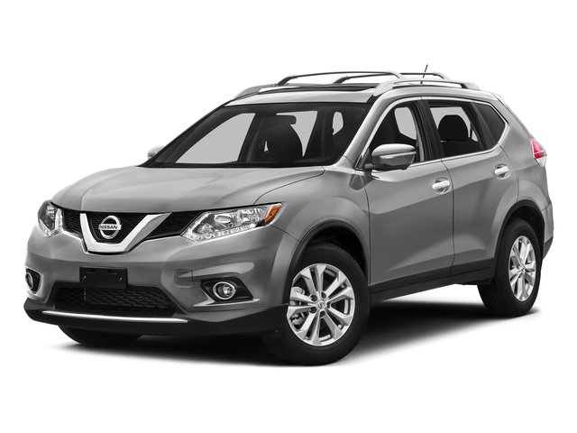 2016 Nissan Rogue SV FWD 4dr SV Regular Unleaded I-4 2.5 L/152 [4]