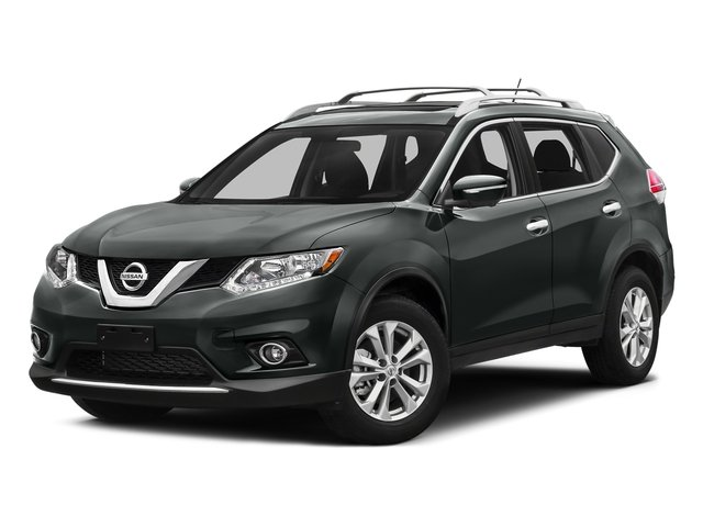 2016 Nissan Rogue S FWD 4dr S Regular Unleaded I-4 2.5 L/152 [2]
