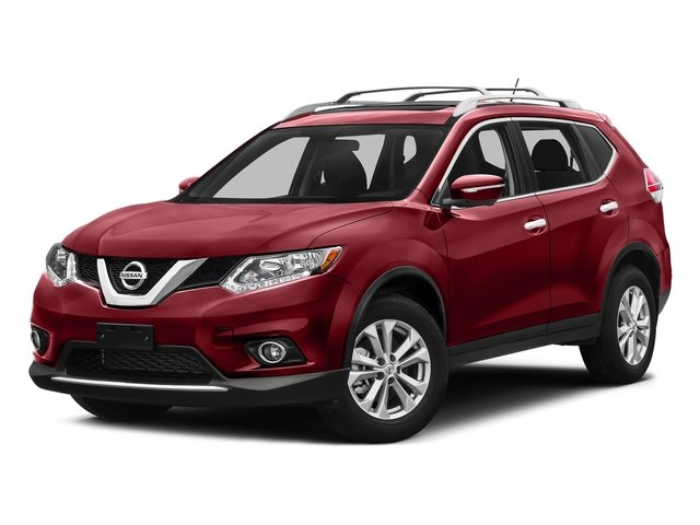 2016 Nissan Rogue SV AWD 4dr SV Regular Unleaded I-4 2.5 L/152 [1]