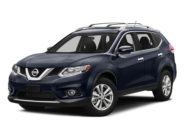 2016 Nissan Rogue S AWD 4dr S Regular Unleaded I-4 2.5 L/152 [1]