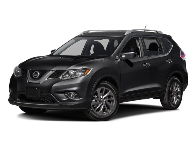 2016 Nissan Rogue SL AWD 4dr SL Regular Unleaded I-4 2.5 L/152 [0]