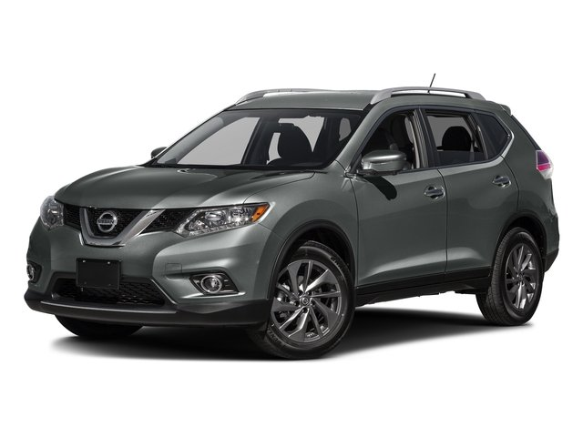 2016 Nissan Rogue SL FWD 4dr SL Regular Unleaded I-4 2.5 L/152 [3]